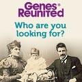 Genes Reunited banner