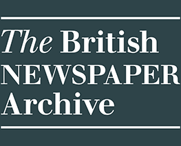 The British Newspaper Archive logo
