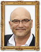 Gregg Wallace in who do you think you are 2012